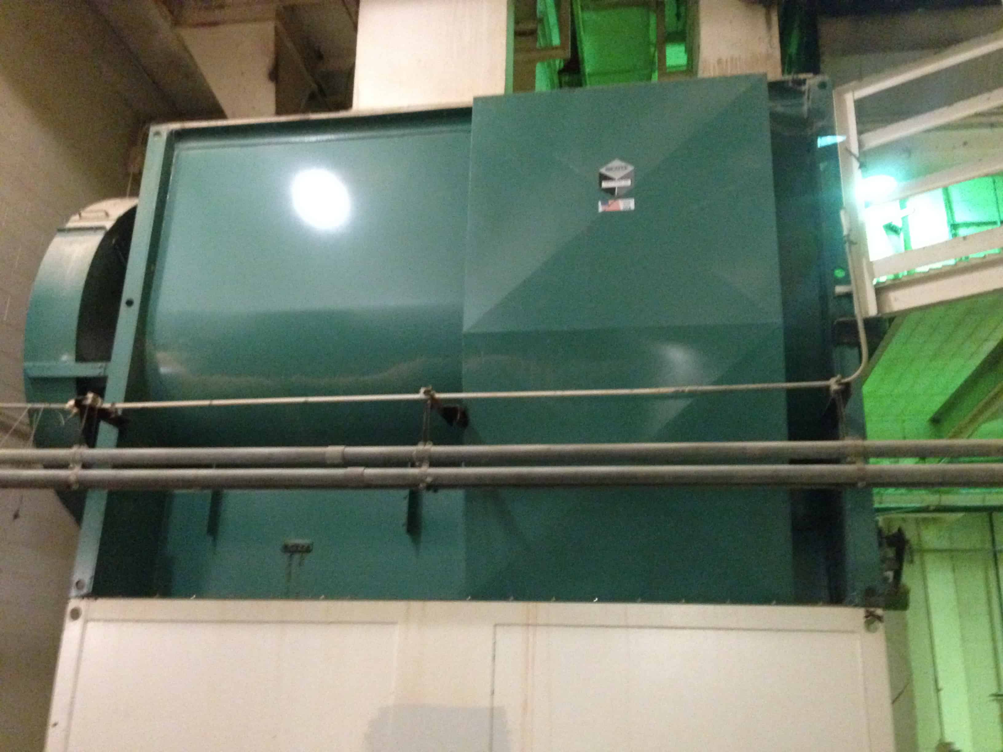 large feed mixer