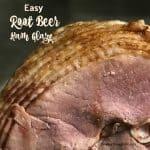 root beer ham glaze