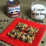 easy bar cookies