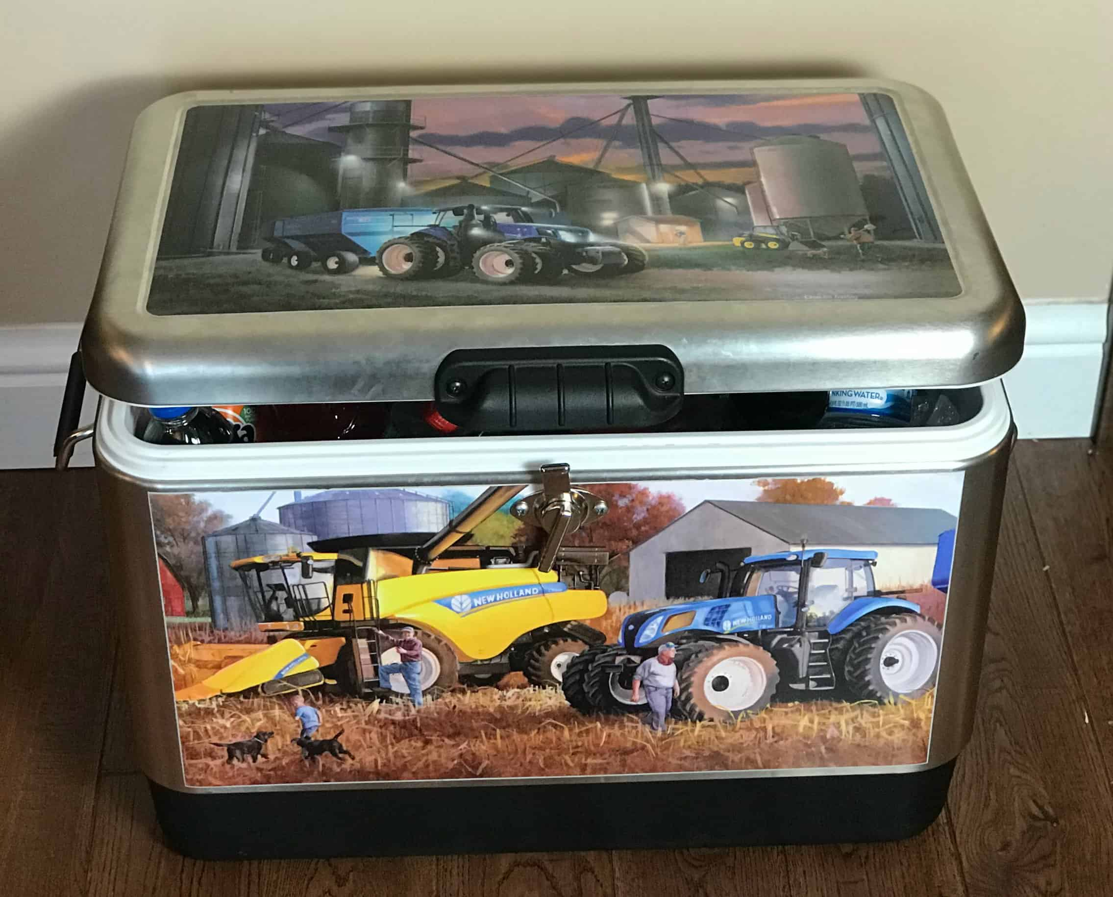 new holland cooler