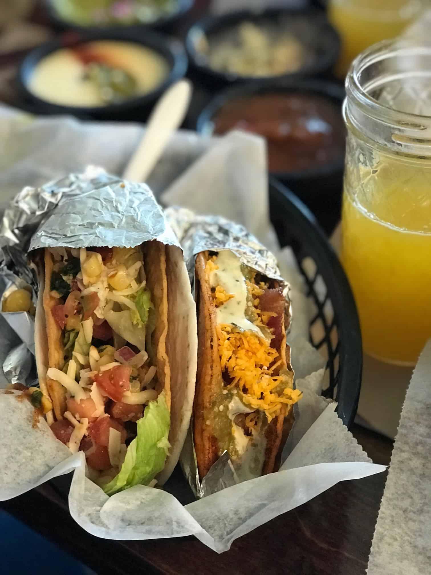 firecracker taco shell