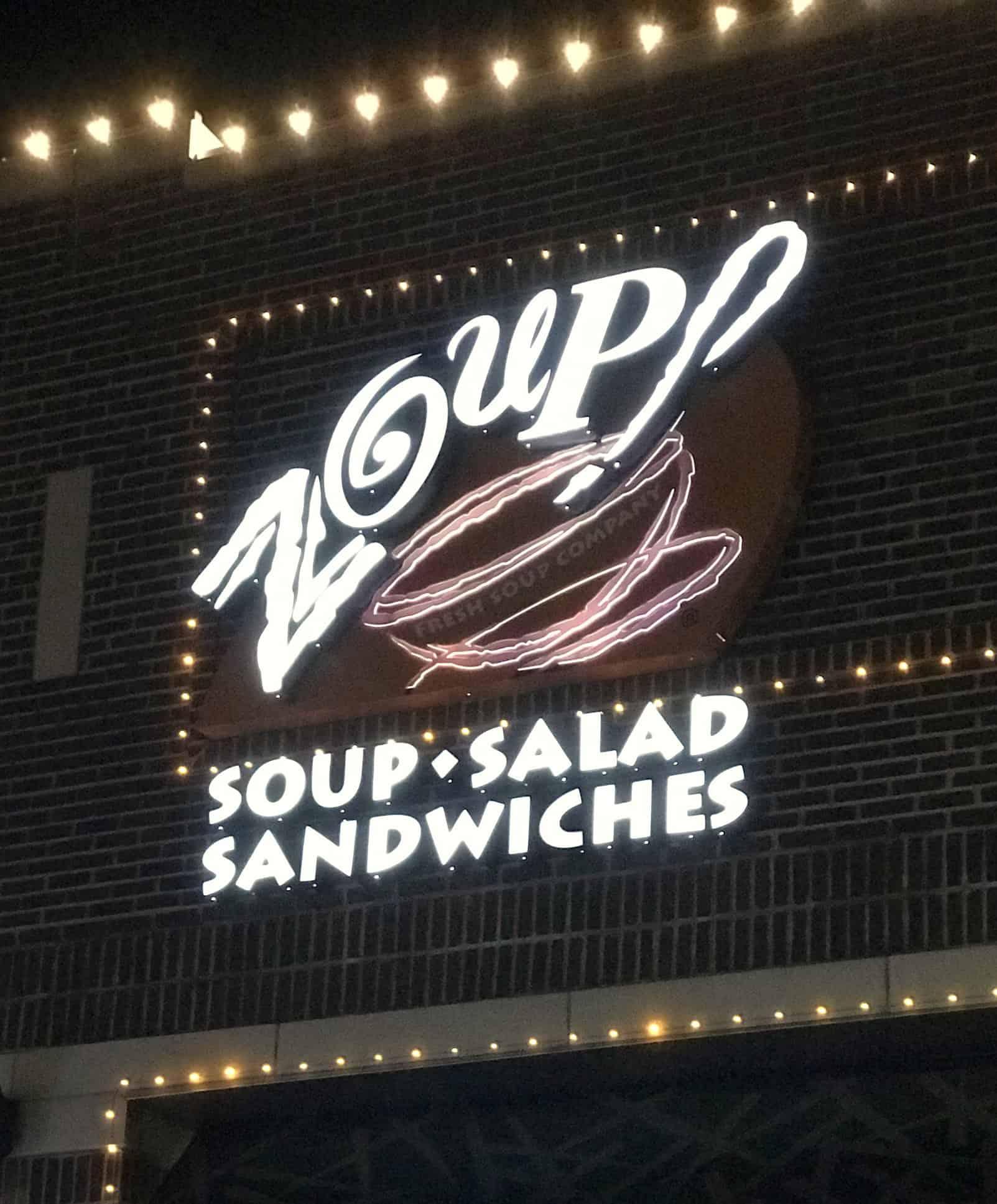 zoup at Easton
