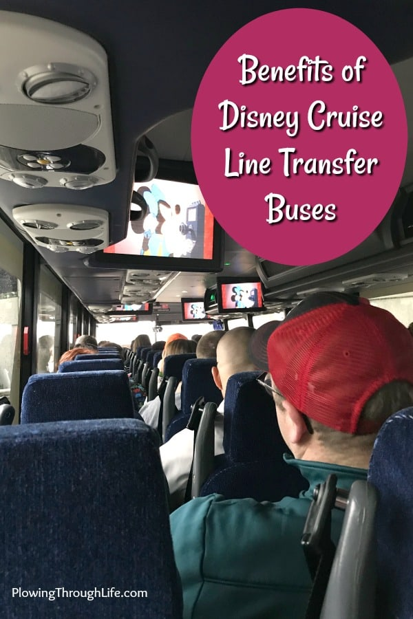 Benefits of using Disney Cruise Line Transfer Buses