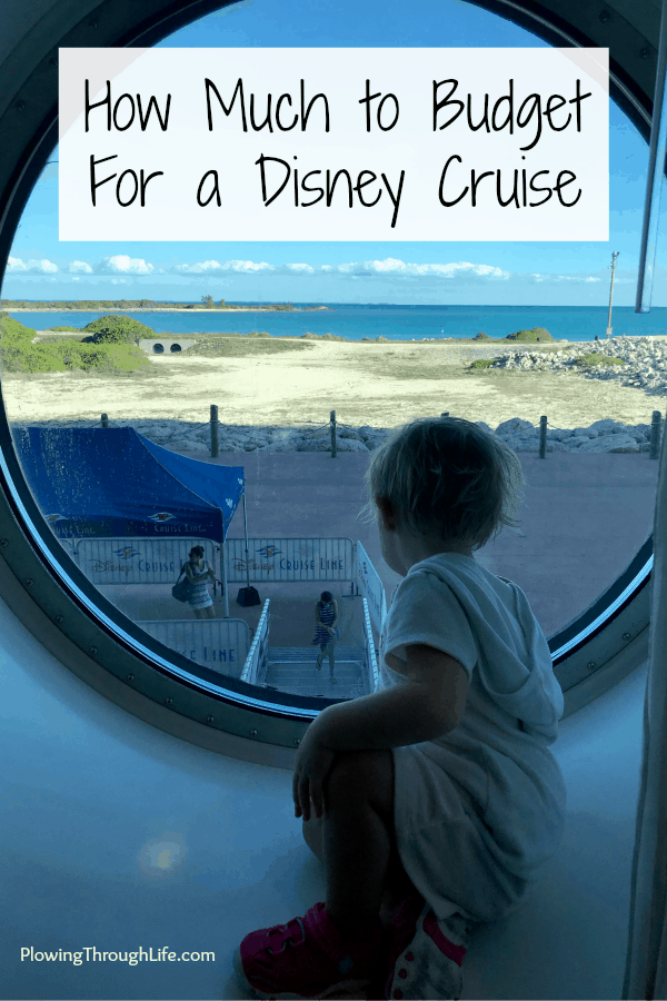 How Much Money to Budget for a Disney Cruise