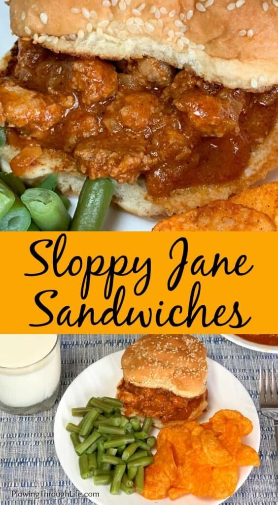 Sloppy Janes are an easy ground turkey recipe that is hearty and filling. Sloppy Janes are a lighter version of Sloppy Joes and full of flavor!