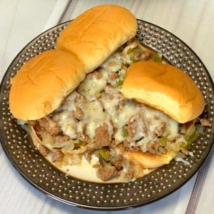 The meaty flavor is prominent in this easy twist of sloppy joes, but the sandwich is about half vegetables.