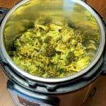 Instant Pot Ranch Broccoli